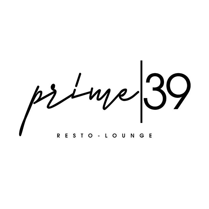 Prime 39 Resto-Lounge Logo